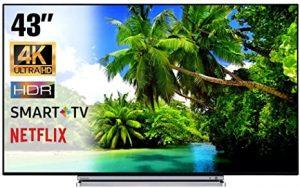 Migliori Televisori Toshiba 43 pollici 4k