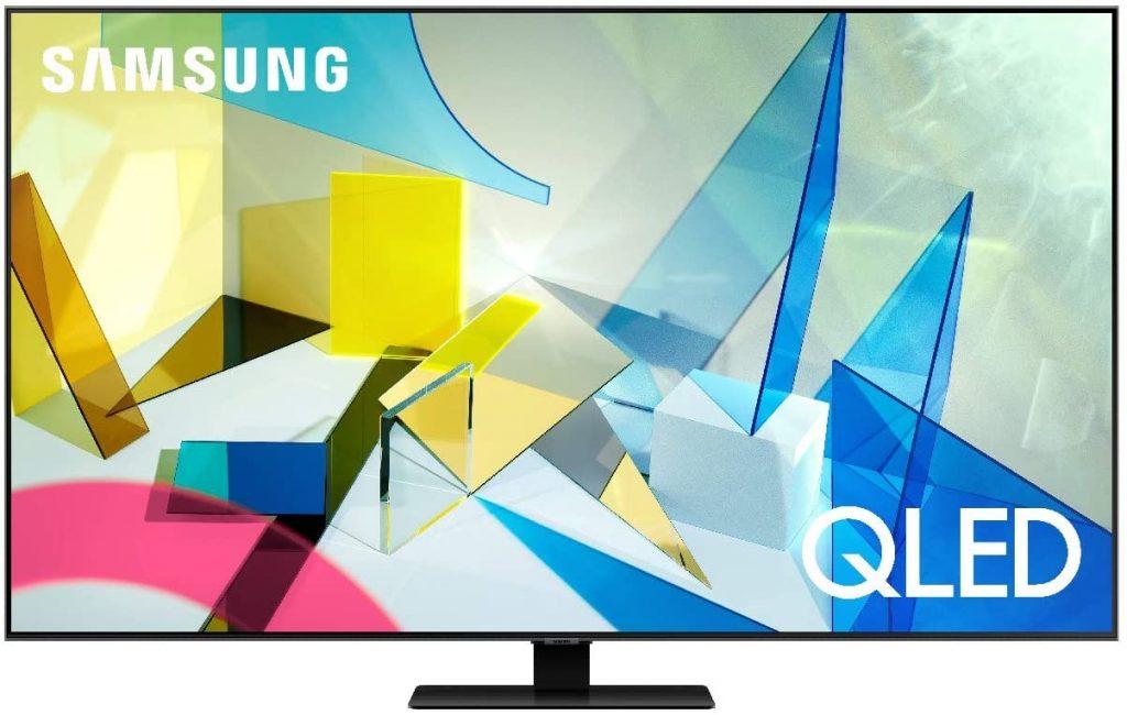 Samsung QE55Q80TATXZT Serie Q80T QLED