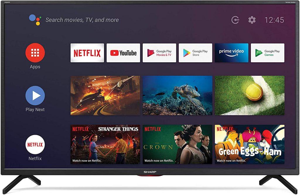 da TV a Smart TV