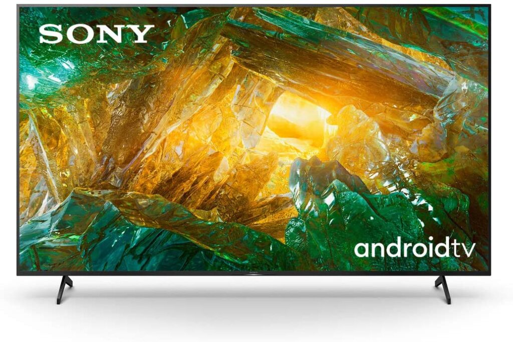 Recensione Sony Serie XH8096