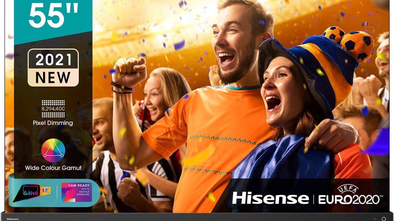 HiSense A98G